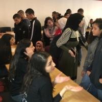 رابطة الأكاديميين في يافة الناصرة تُنظّم يومًا للتوجيه المهنيّ
