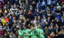 ريال مدريد يفوز على إسبانيول بهدفين نظيفين