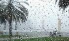 حالة الطقس: أجواء باردة وماطرة مصحوبة بعواصف رعدية
