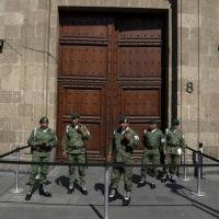 المكسيك: مقتل 4 أشخاص بالقرب من القصر الرئاسي