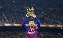 مدرب برشلونة: هاتريك ميسي أفضل احتفال