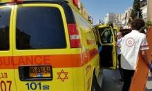 زلفة: إصابة شخص في انقلاب دباب