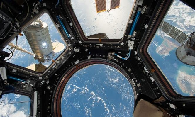 وصول مركبة تحمل فئران تجارب وديدانا لمحطة الفضاء الدولية