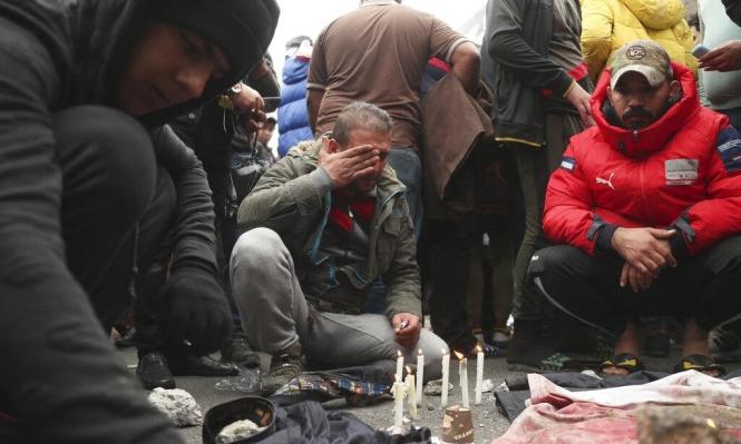 العراق: استمرار المظاهرات وإطلاق سراح 2600 معتقل