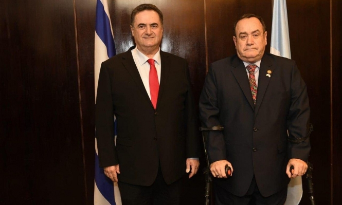 """بضغط إسرائيلي: رئيس غواتيمالا يعتبر حزب الله """"منظمة إرهابية"""""""