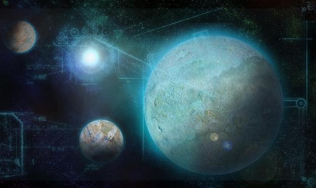 عالم فيزيائي يدحض امكانية الحياة على كوكب آخر