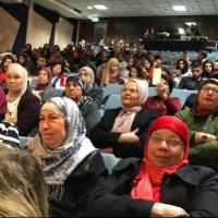 """الناصرة: اختتام نشاطات حملة """"16 يومًا لمناهضة العنف ضد المرأة"""""""