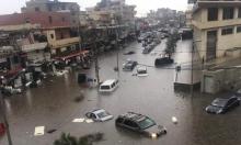 اللبنانيون يسخرون من التقصير الحكومي بوسم #لبنان_يغرق