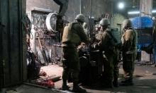 اعتقال 9 فلسطينيين وسلب عشرات آلاف الشواقل بالضفة