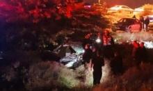 فاجعة في النقب: علي الرباعنة ومهدي النصاصرة ضحيتا حادث الطرق