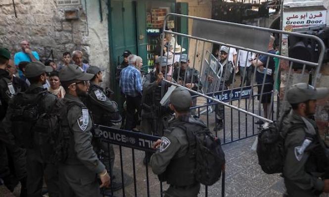 """""""السلطة"""" تطالب الاحتلال بالسماح للمقدسيين المشاركة في الانتخابات"""