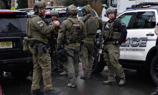 إصابة شرطي في إطلاق نار بولاية نيوجيرسي الأميركية