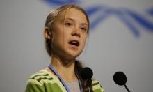 """الناشطة البيئية السويدية غريتا تونبرغ شخصية عام 2019 في """"تايم"""""""