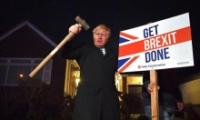 """""""العمال"""" يقلص الفارق عن """"المحافظين"""" عشية الانتخابات البريطانية"""