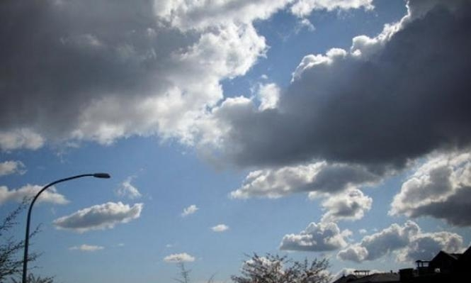 حالة الطقس: أجواء مستقرة تسبق منخفض جوي عاصف وماطر