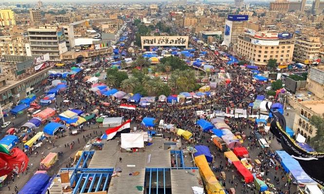 العراق: المعتصمون يضعون شروطا لاختيار رئيس وزراء وتصعيد بعمليات القمع