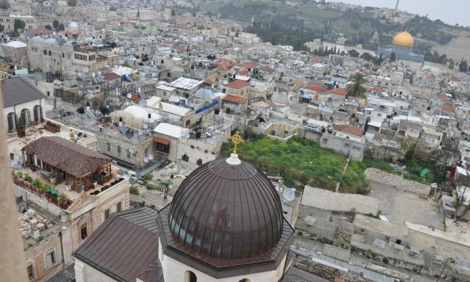 29 مستوطنة و104 مشروع حفريات إسرائيلي بالقدس المحتلة