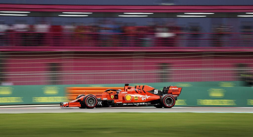 فريق فيراري يعرض سيارته لموسم 2020 في شباط المقبل