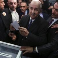 انتخابات الجزائر: تبون يتقدم باقي المرشحين