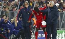 إصابة كومان تبعده عن الملاعب لـ 3 مباريات