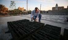 غزة: مهندس فلسطيني ينجح بصناعة أحجار بناء صديقة للبيئة