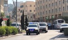 الناصرة: اعتقال شابين هددا صاحب محل تجاري