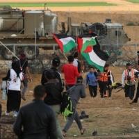 غزة: إصابات بقمع الاحتلال لمسيرات العودة