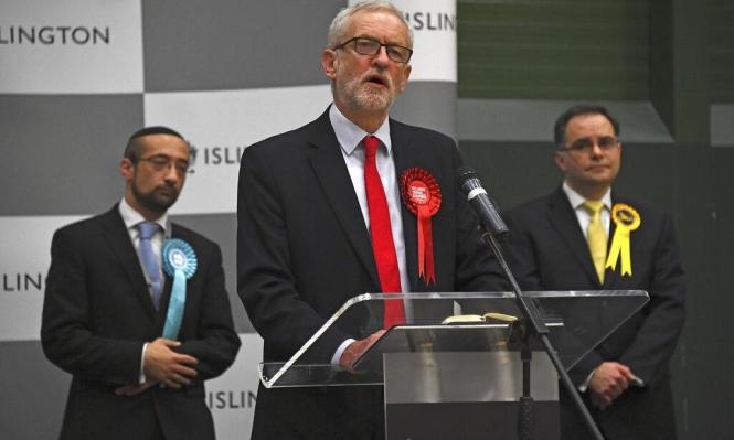 بعد فوز المحافظين: كوربين سيعتزل قبل الانتخابات المقبلة