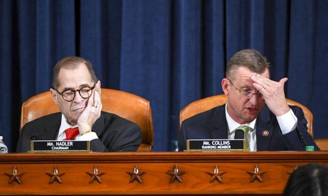 """لجنة """"عزل ترامب"""" تزيد التوتر الديمقراطي الجمهوري"""