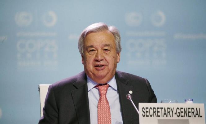 الأمم المتحدة تعتمد ٨ قرارات لصالح القضية الفلسطينية والجولان المحتل