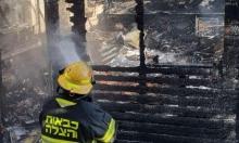 الرملة: مصرع شخص إثر حريق في منزل