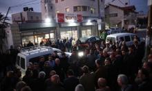 تظاهرة بالرينة احتجاجا على ممارسات عصابات الخاوة