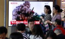 """""""تجربة حاسمة"""": كوريا الشمالية تمهل أميركا وعقوباتها أسبوعين"""