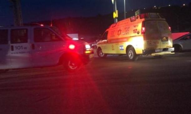 إصابة شابين في حادث طرق قرب عبلين