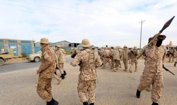 ليبيا: احتدام القتال في معركة السيطرة على العاصمة طرابلس