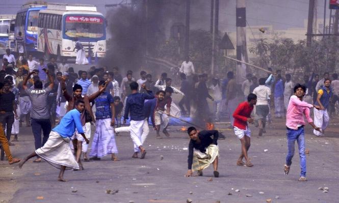 الهند: تواصل الاحتجاجات المناهضة لتجنيس اللاجئين