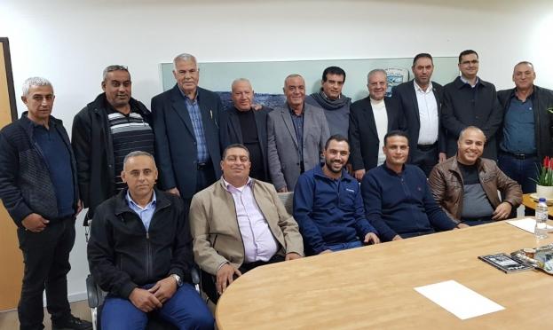 بعد حسم القضاء: الاتفاق على تركيبة اللجان بمجلس كفر مندا
