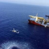 طائرات إسرائيلية تحلق فوق سفينة تركية قبالة السواحل القبرصية
