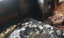 عبلين: حريق في منزل مأهول