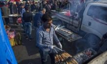 من يطعم المحتجين في ساحة التحرير في بغداد؟