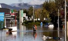 عاصفة بفرنسا: مصرع شخصين وانقطاع الكهرباء عن عشرات آلاف المنازل