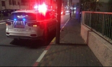 قلنسوة: إصابة في جريمة إطلاق نار