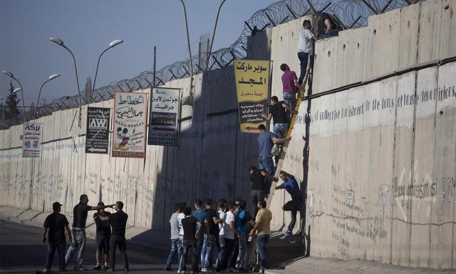 السلطات الإسرائيلية تعتقل 171 فلسطينيا وتعيدهم للضفة
