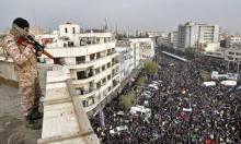 منظمة العفو: ارتفاع عدد القتلى بمظاهرات إيران إلى 304