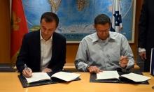 إسرائيل توقع صفقة أسلحة بقية 35 مليون دولار مع الجبل الأسود