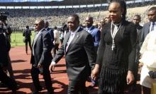 زيمبابوي: اتهام زوجة نائب الرئيس بمحاولة اغتياله