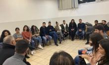 التجمع الطلابي في جامعة حيفا ينتخب سكرتاريته