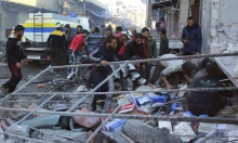 مقتل 14 مدنيًا على الأقل جراء قصف لقوات النظام السوري في إدلب