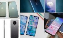 أفضل خمسة هواتف ذكية لعام 2019