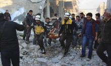 سورية: نزوح 60 ألف شخص و22 قتيلا جراء قصف إدلب